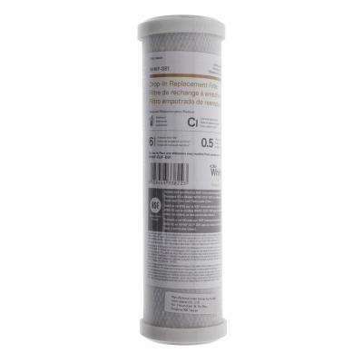 Under Sink Replacement Filter Cartridge