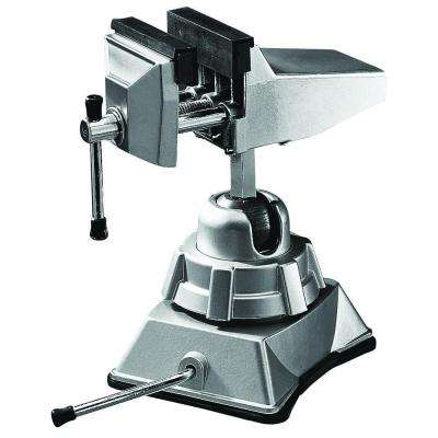 2-3/4 in. Swiveling Vacuum Base Vise