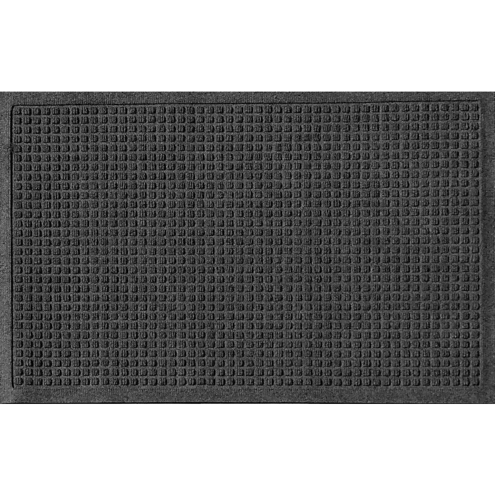 Aqua Shield Charcoal 24 In. X 36 In. Squares Polypropylene