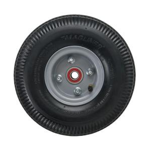 Magliner 10 inch x 3-1/2 inch Hand Truck Wheel 4-ply Pneumatic with Sealed Semi-Precision Bearings by Magliner