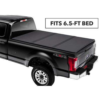 Solid Fold 2.0 Tonneau Cover for 17-19 Ford F250/350/450 6 ft. 9 in. Bed