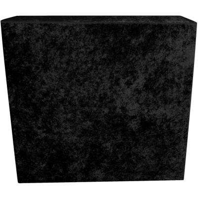 2 ft. W x 2 ft. L x 3 in. H SonoLite Bass Trap - Black