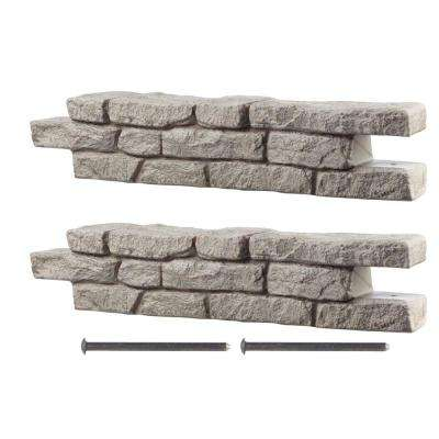 Rock Lock Raised Garden Bed Kit