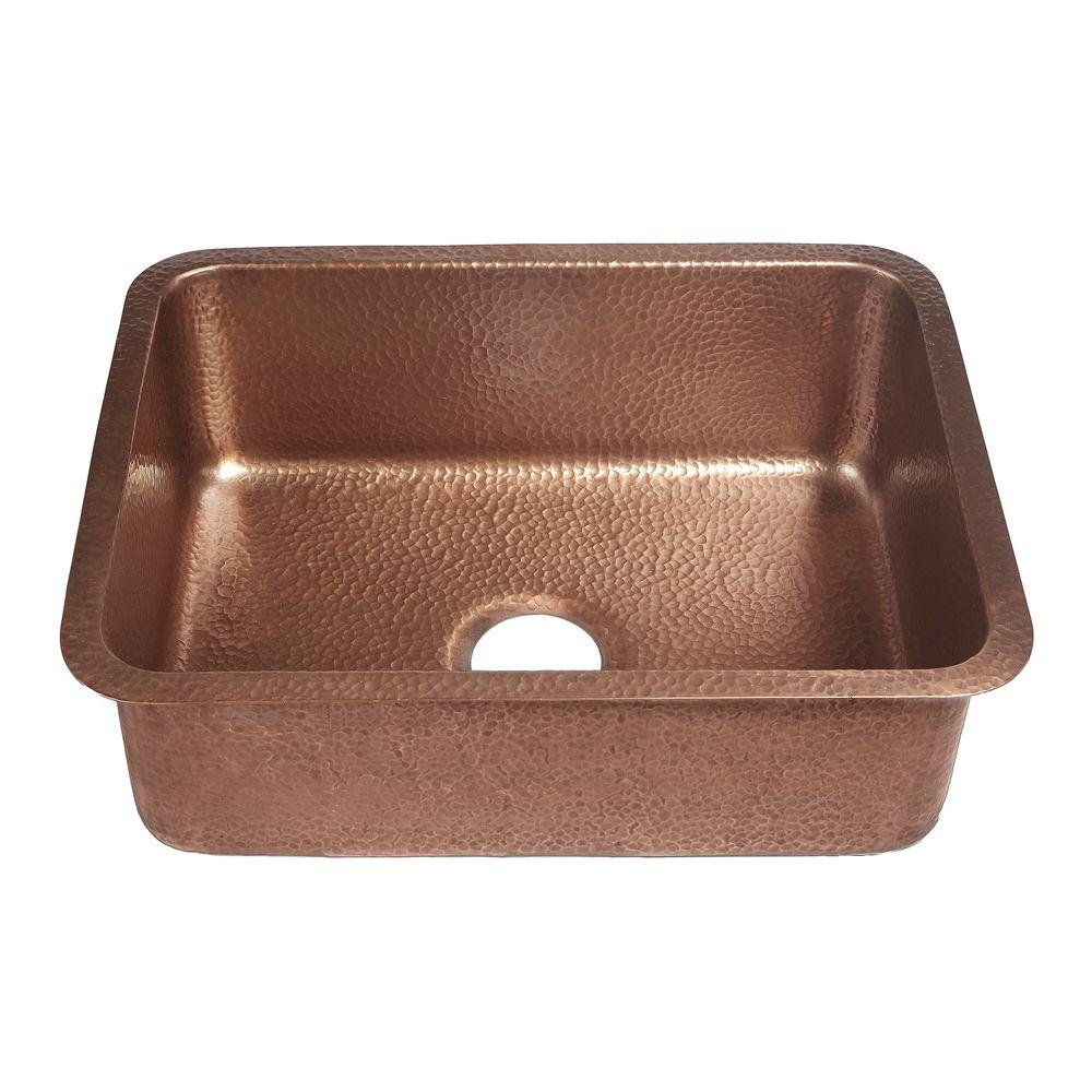 sparkling sinks kitchen your of keep farmhouse clean copper sink image