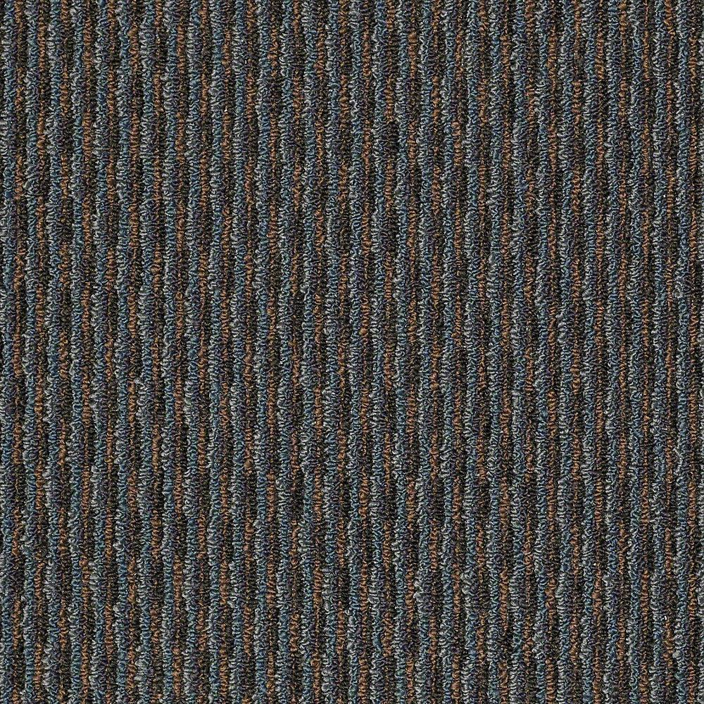Carpet Sample - Morro Bay - In Color Autumn Blue 8