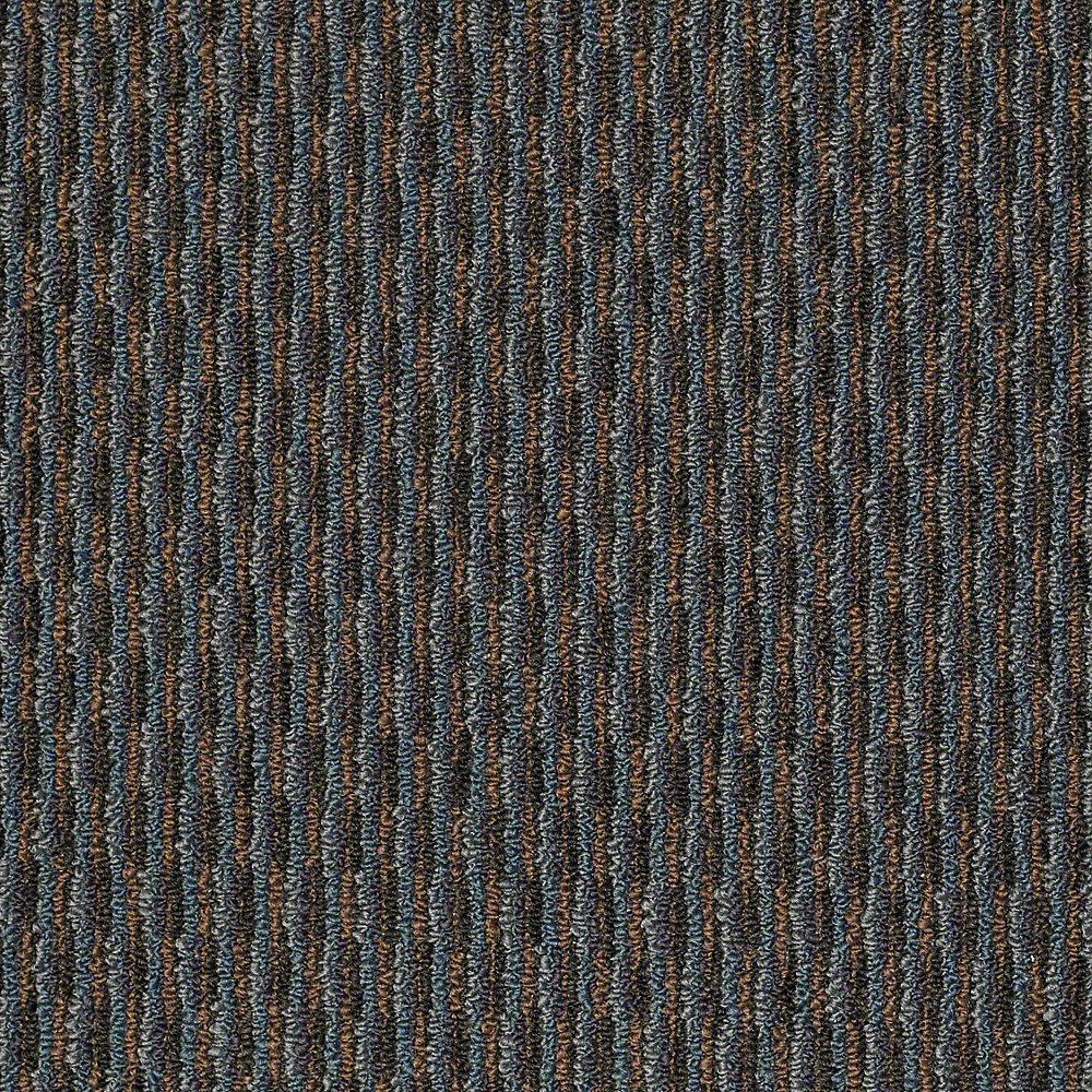 Carpet Sample - Morro Bay - In Color Autumn Blue 8 in. x 8 in.