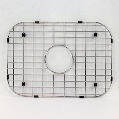 18.66 in. D x 13.78 in. W Sink Grid for Transolid MUSB23189 in Stainless Steel