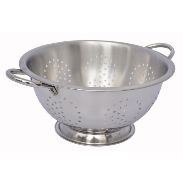 4 qt. Stainless Steel Colander DS-1784A