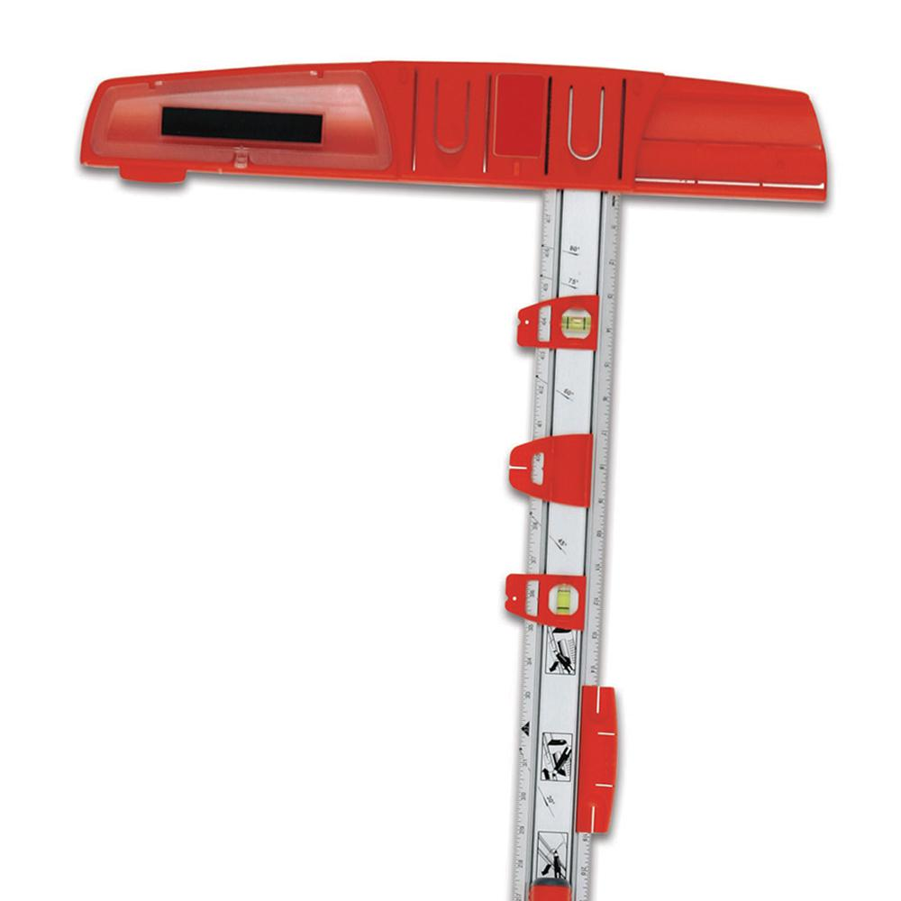 48 in. Match Mark/Level System Set with Head, Handle and Knife