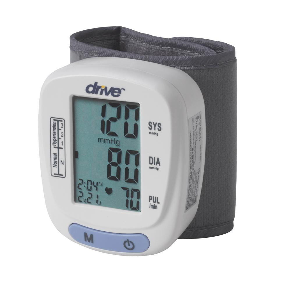 Automatic Blood Pressure Monitor Wrist Model