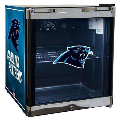 17 in. 20 (12 oz.) Can Carolina Panthers Cooler