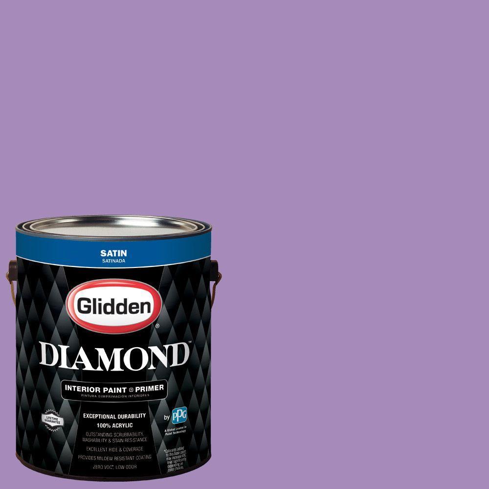 #HDGV54U Violet Illusion _PPG Diamond