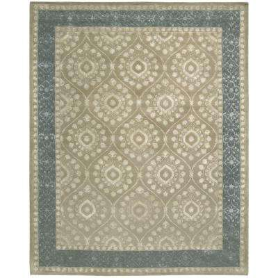 Symphony Taupe 8 ft. x 11 ft. Area Rug