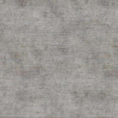 8 in. x 10 in. Laminate Sheet in Hale St. Concrete with Virtual Design Matte Finish