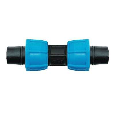 1/2 in. x 1/2 in. Fiberglass Reinforced Nylon Straight Coupling