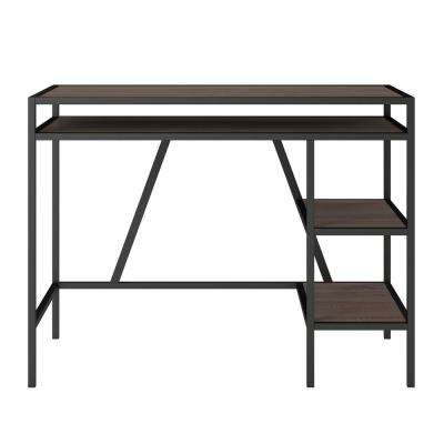 Harmony Weathered Oak Student Desk