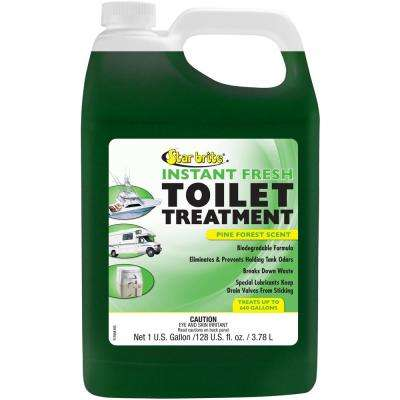 Instant Fresh Toilet Treatment, Pine