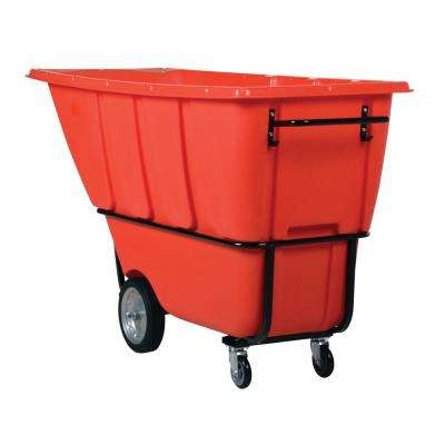 1 cu. yds. Heavy Duty Tilt Truck - Red