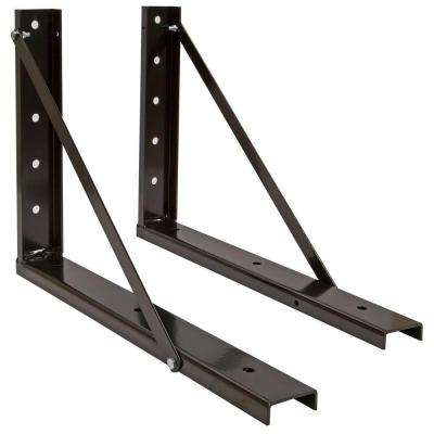 24 in. Underbody Tool Box Bolted Bracket Kit