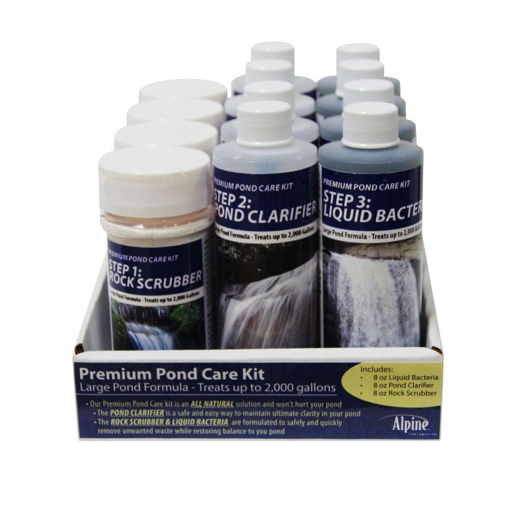 Alpine Large Pond Cleaner Set Of 3