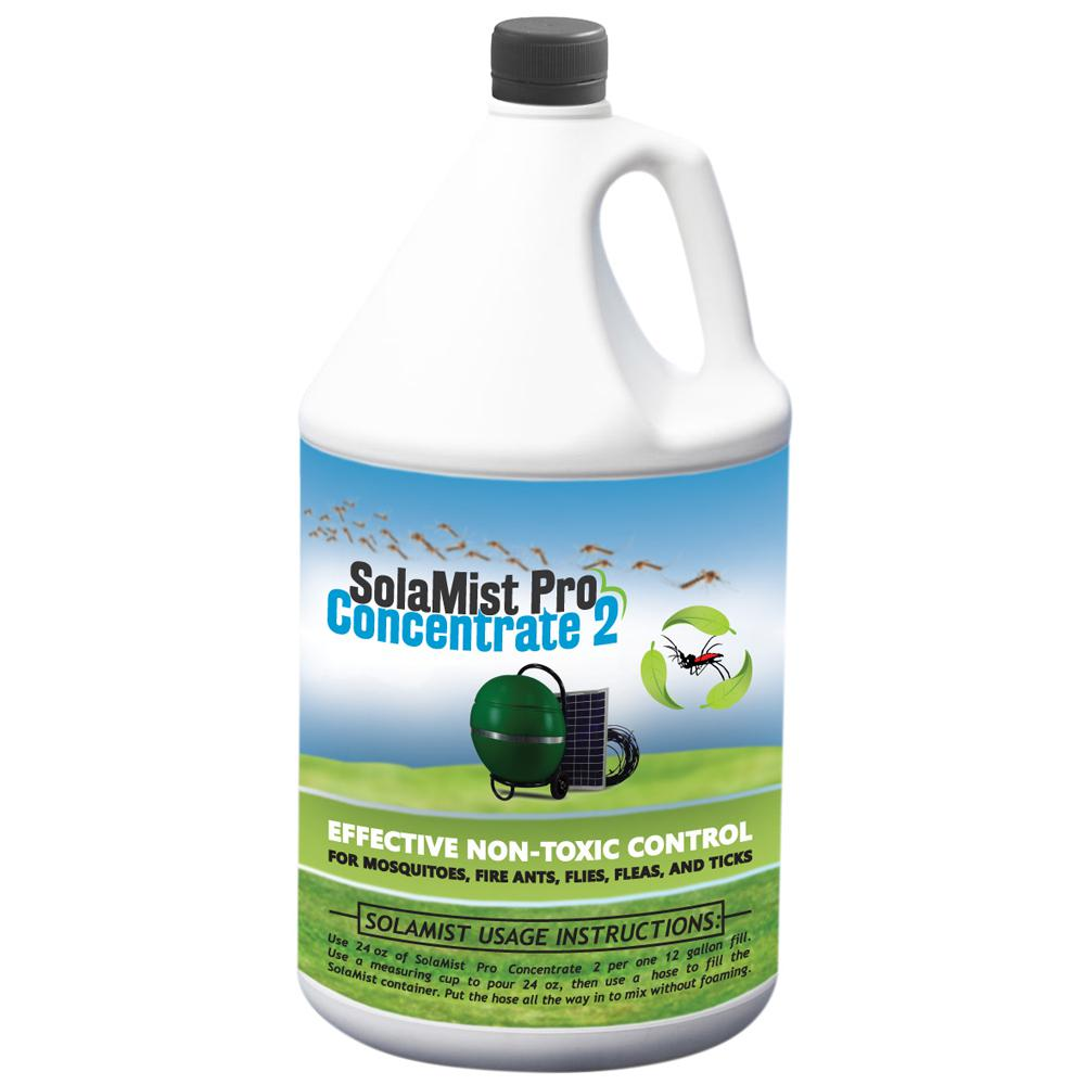 1 Gal. Natural Mosquito and Insect Misting Concentrate for Backyard Misting