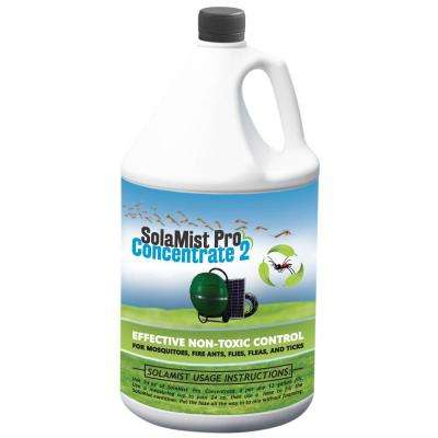 1 Gal. Natural Mosquito and Insect Misting Concentrate for Backyard Misting Systems