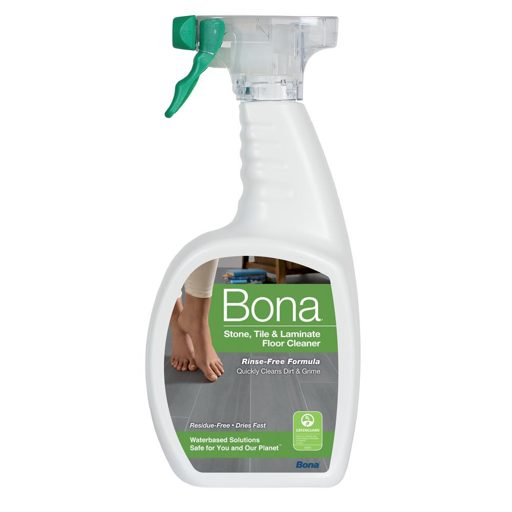 Bona Stone Tile And Laminate Cleaner The Home Depot