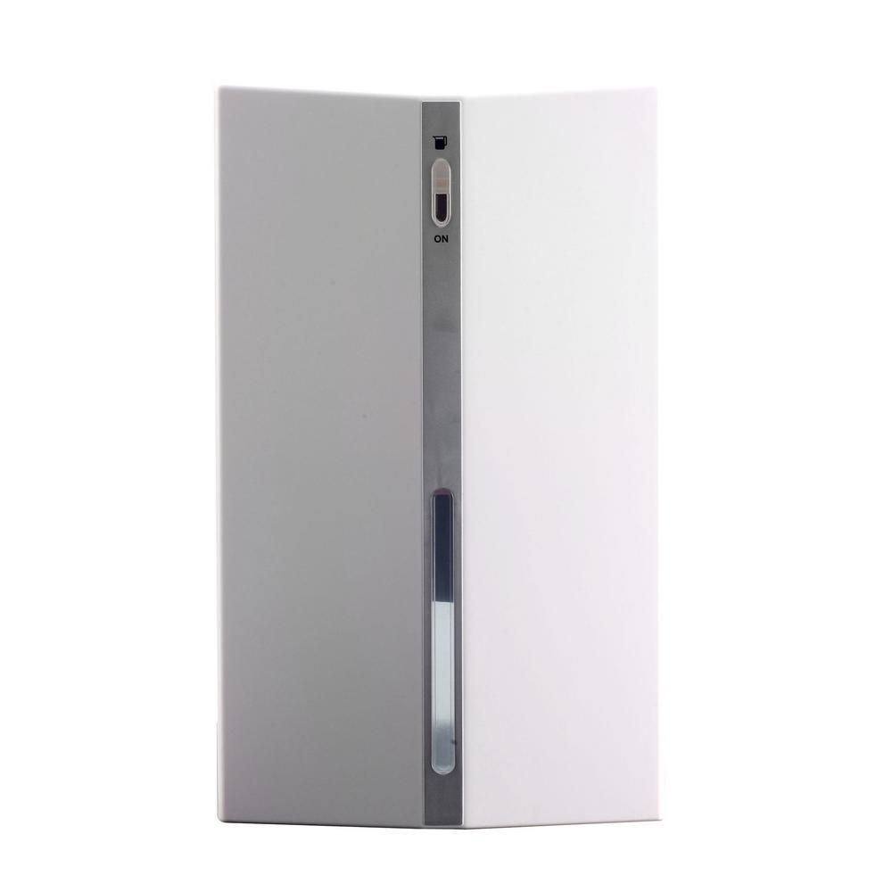 3 2 pint mini dehumidifier in white ewdh4 the home depot. Black Bedroom Furniture Sets. Home Design Ideas