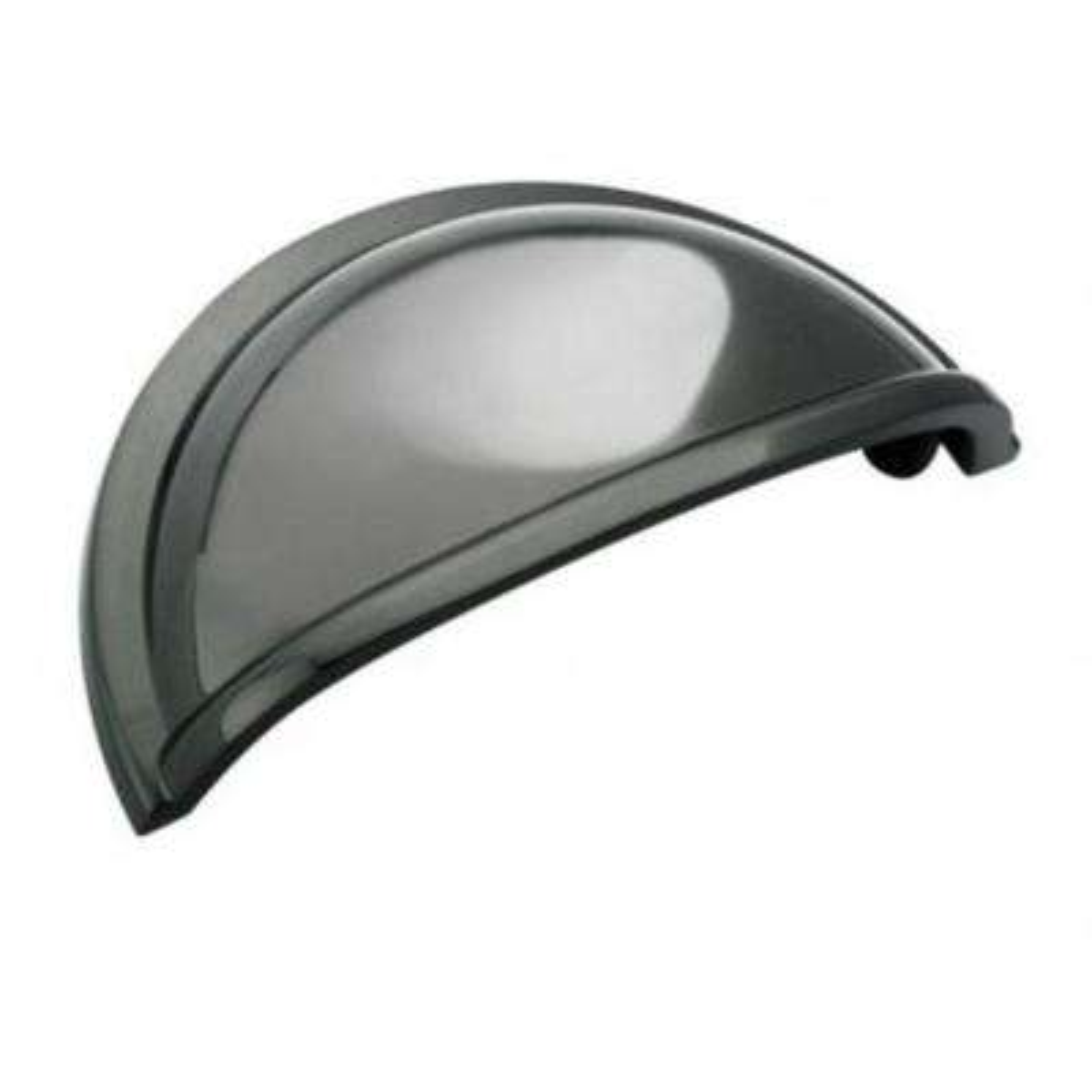 Allison Value 1-1/4 in (32 mm) Diameter Black Nickel Cabinet Knob