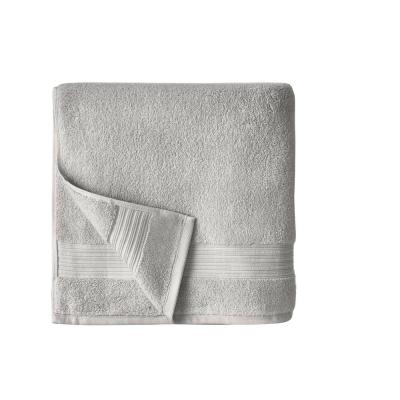 Egyptian Cotton Bath Towel in Shadow Gray