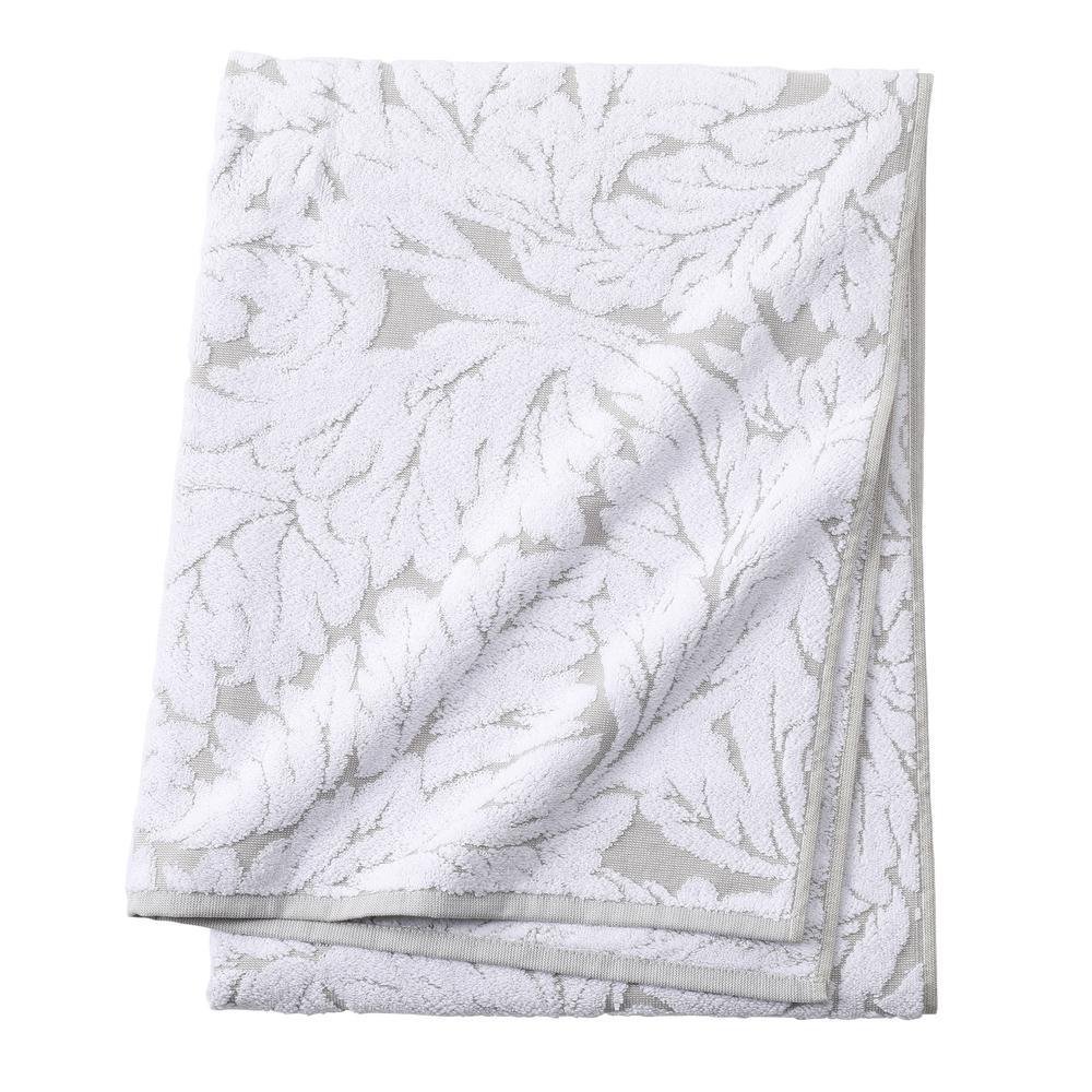 Faro 1-Piece Bath Towel in Taupe