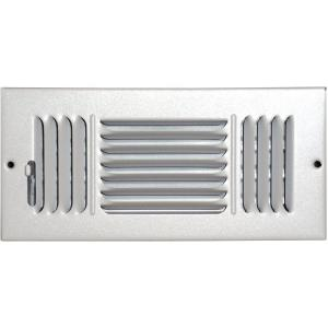 Speedi Grille 4 In X 10 In Ceiling Sidewall Vent