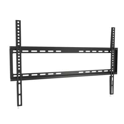 Fixed TV Wall Mount for 37 in. - 70 in. Flat Panel TV's with Built-in Level, 77 lb. Load Capacity