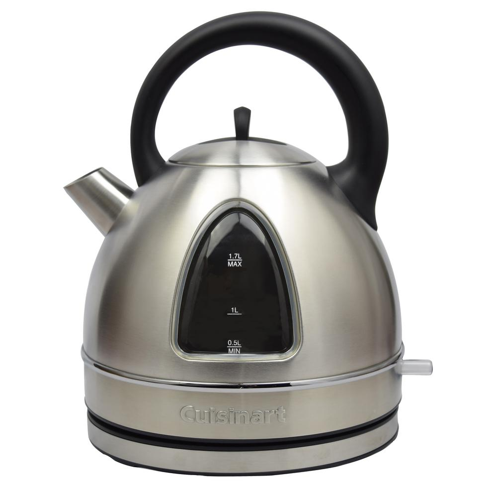 Cuisinart 7-Cup Electric Kettle, Stainless