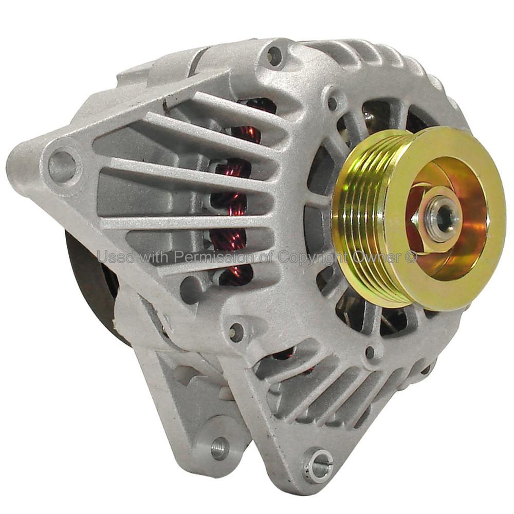 Pontiac Firebird 1997 Remanufactured Engine: MPA Reman Alternator Fits 1995-1999 Pontiac Firebird Grand