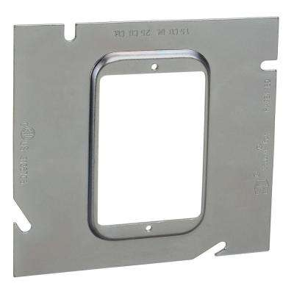 1/4 in. 5-Square Single Gang Ring (20 per Case)
