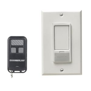 Chamberlain Remote Light Switch Wslcev The Home Depot
