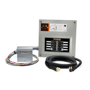 Generac Homelink 50 AMP Upgrade-able Manual Transfer Switch Kit by Generac