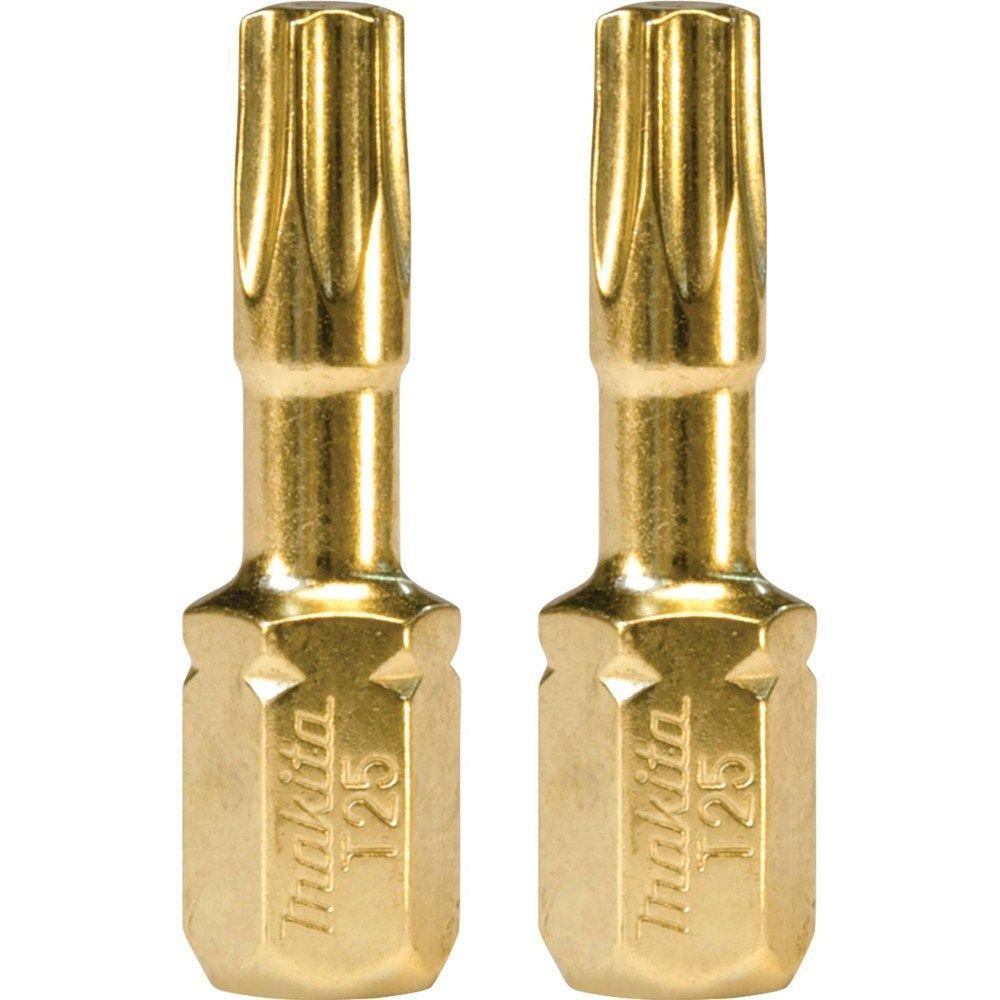Impact GOLD #25 Steel Torx Insert Bit (2-Piece)