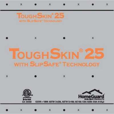 4 ft. x 250 ft. Toughskin 25 Roofing Underlayment