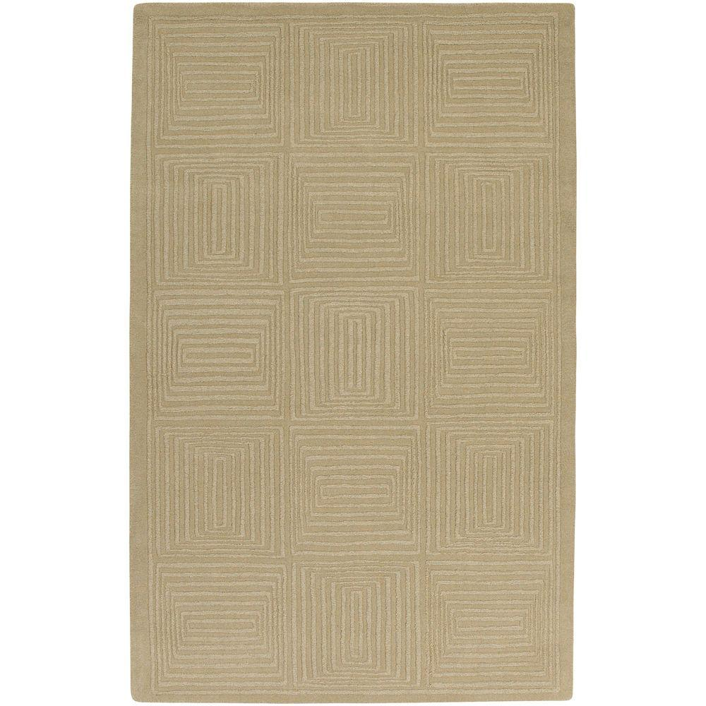 Beth Beige 3 ft. 3 in. x 5 ft. 3 in.