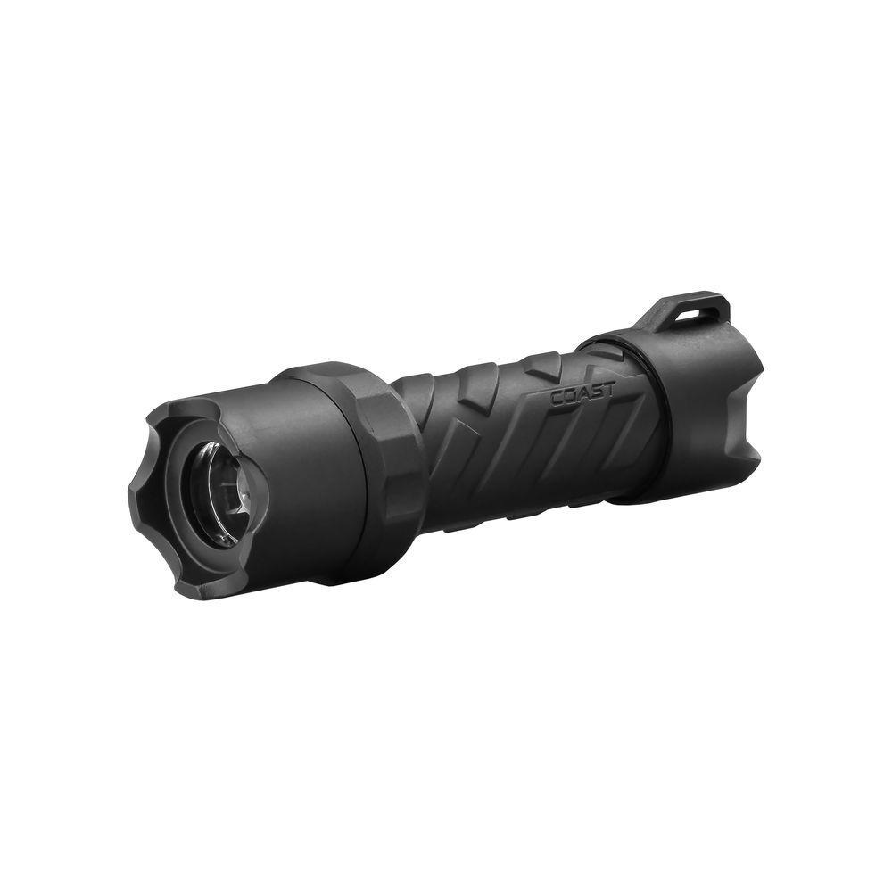 Polysteel 200 LED Twist Focus Flashlight