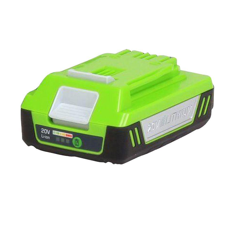20-Volt 2.0 ah Battery