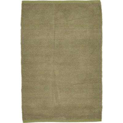 olive green - area rugs - rugs - the home depot