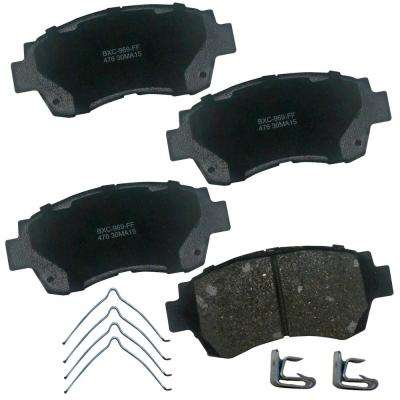 Front STOP Ceramic Disc Brake Pad fits 1991-2003 Toyota Camry Sienna Avalon