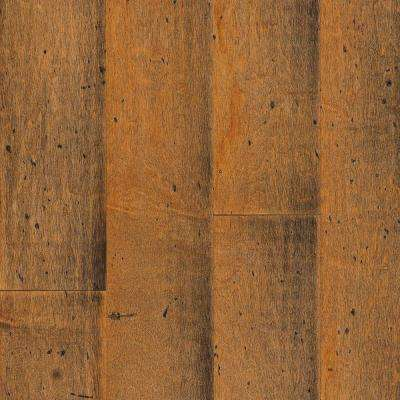 Cliffton Maple Santa Fe Engineered Hardwood Flooring - 5 in. x 7 in. Take Home Sample