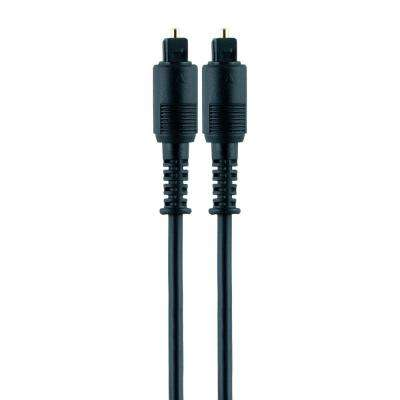 6 ft. Digital Toslink Optical Cable