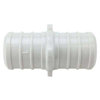 3/4 in. Plastic PEX Barb Coupling Jar (50-Pack)