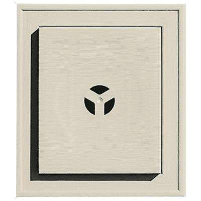 7 in. x 8 in. # 089 Champagne Square Mounting Block