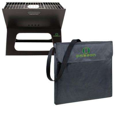 X-Grill Oregon Folding Portable Charcoal Grill